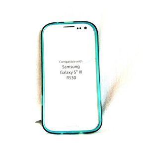 Samsung Galaxy S 3 R530 phone case Teal blue green